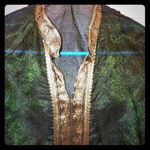 Real bansari see through shirt(only)